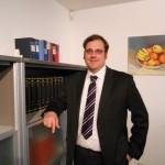 Patrick Didas, angestellter Rechtsanwalt